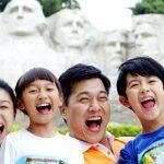 小人國照片-四大總統像